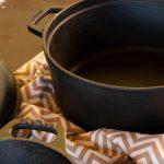 Os melhores utensílios de ferro fundido gourmet para sua cozinha