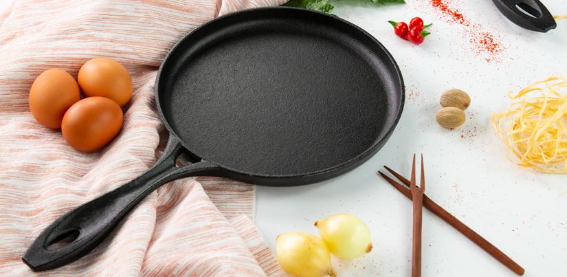 Tapioqueira de ferro fundido: Indispensável para sua cozinha